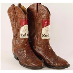 Pair of Vintage Tony Lama Cowboy Boots