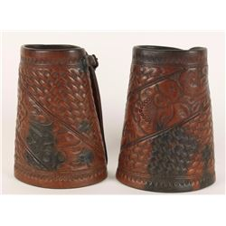 Pair of Al Furstenow Cowboy Cuffs