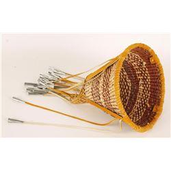 Contemporary Apache Burden Basket