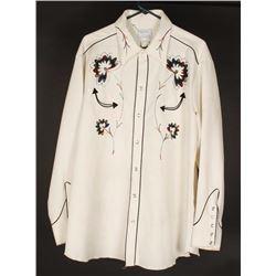 H Bar C Long Tail Cowboy Shirt