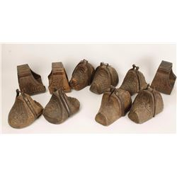 Spanish Colonial Stirrups