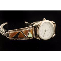 Zuni Ladies Watch Band