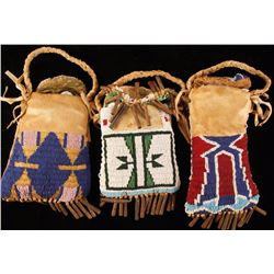 Lot of 3 Indian Possible Bags
