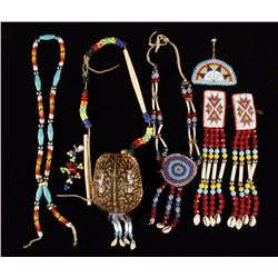 Large Lot of Indian Jewelry