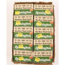 Lot of 10 Boxes 12 Ga Ammo