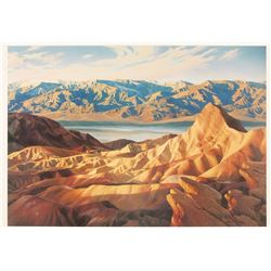 """""""Death Valley"""" Print by Fred Lucas"""