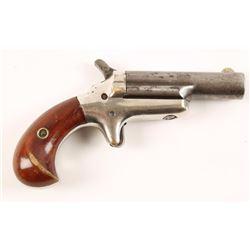 Colt Third Model Derringer .41 Cal SN: 10618