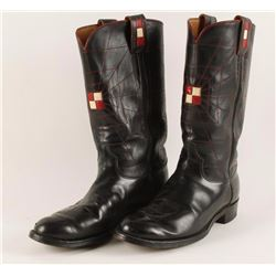 Pair of Hyer Cowboy Boots