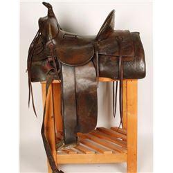 Al Furstenow Loop Seat Saddle