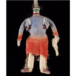 Indian Warrior Doll