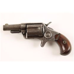 Colt New Line .38 CF SN: 3801
