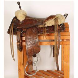 Trick Riding Saddle