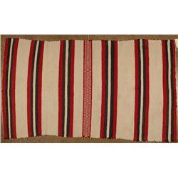 Navajo Striped Wearing Blanket