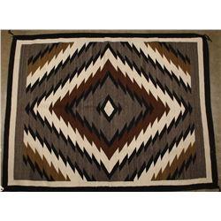 Navajo Textile Weaving