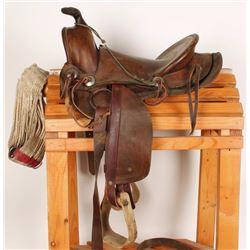 Early Simco Kid's Saddle