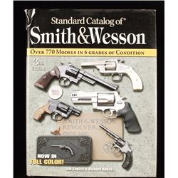 """Standard Catalog of Smith & Wesson"" Book Signed"