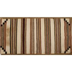 Mexican Double Saddle Blanket