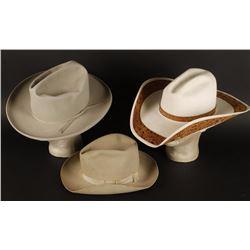 Lot of 3 Hats