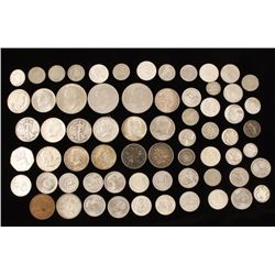 Various Collectors Coins