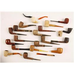 Large Collection of Pipes