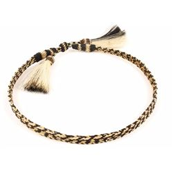 Prison Made Horse Hair Hat Band