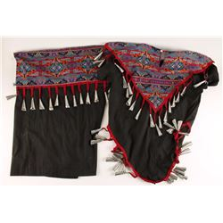 Crow Woman's Dance Outfit