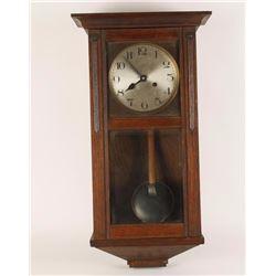 Haller Wall Clock