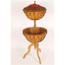 Sewing & Yarn Basket