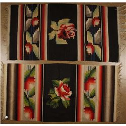 Collection of Two South American Rugs