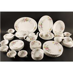 Large Royal Doulton 'Arcadia' China Set