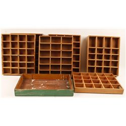 Large Lot Compartment Boxes