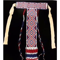 Navajo Beaded Choker