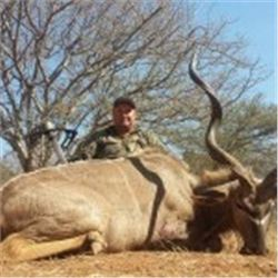 Restless Africa 10 Day Hunt for 4 $1,000/Hunter in South Africa