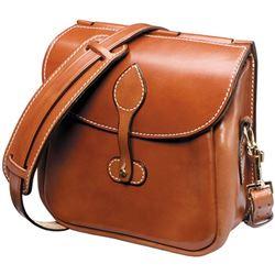 Triple Hinged Speed Leather Shooting Bag