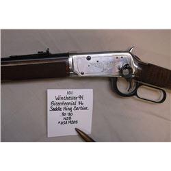 Commemorative Winchester 94 Bicentennial 76 Saddle Ring Carbine .30-30. NIB  #USA19205