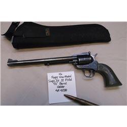 Ruger New Model Single Six- .22 Pistol- 9 1/2 Barrel- Holster.  #69-45330