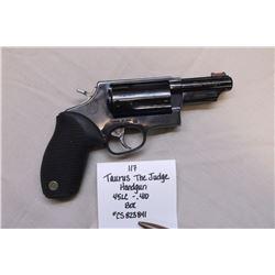 Taurus The Judge Handgun-45LC-.410- Box. #CS823841
