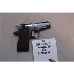 Garcia D Handgun- .380- Box. #CPA010664