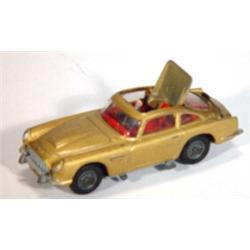 Gold Corgi Toys James Bond Aston Martin Db5