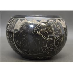 SIOUX POTTERY BOWL (STARR)