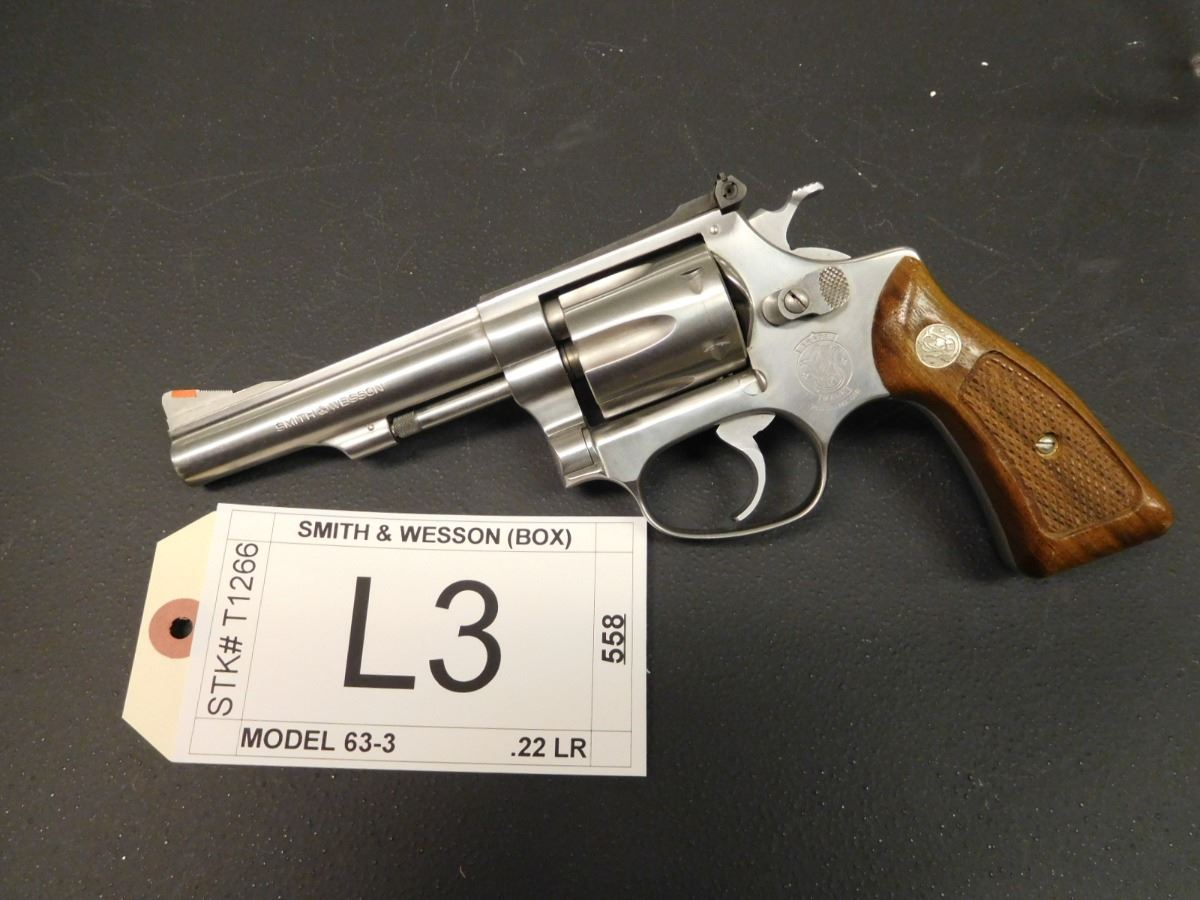 smith and wesson model 63 serial number dates