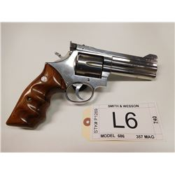 SMITH & WESSON , MODEL: 686 , CALIBER: 357 MAG