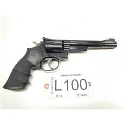 SMITH & WESSON , MODEL: 19-3 , CALIBER: 357 MAG