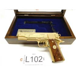 COLT , MODEL: GOLD CUP NATIONAL MATCH MKIV SERIES , CALIBER: .45 ACP