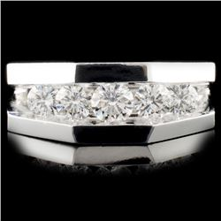 14K Gold 1.26ctw Diamond Ring