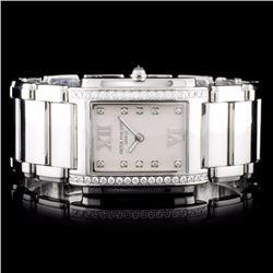 Patek Philippe SS Twenty–4 Diamond Ladies Watch