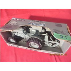 1/16 Scale Ford 9N 50th Anniversary Special Edition w/ Plow
