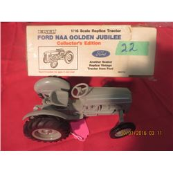 1/16 Scale Ford NAA Golden Jubilee Collectors Edition