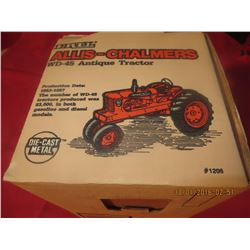 1/16 Scale Allis-Chalmers WD-45 #1206