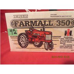 1/16 Scale Farmall 350 #418